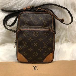 Authentic Louis Vuitton Amazon Cross Body  #5.1F